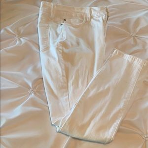 Not Your Daughters Jeans WHITE JEANS